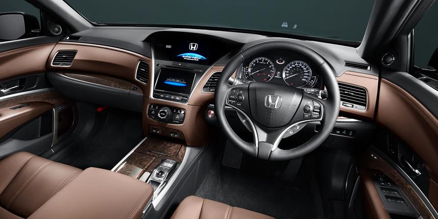 Стартовали продажи обновлённого седана Honda Legend 2019 для Японии