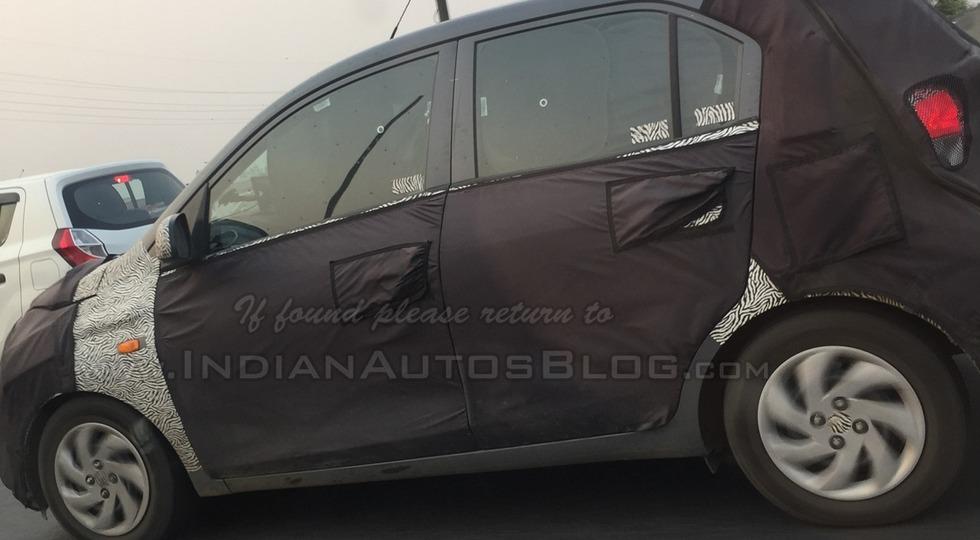 Hyundai собирается представить новый бюджетный хэтчбек Santro осенью