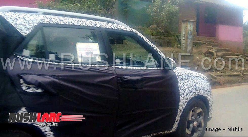Hyundai вывела на тесты бюджетный кроссовер дешевле Creta