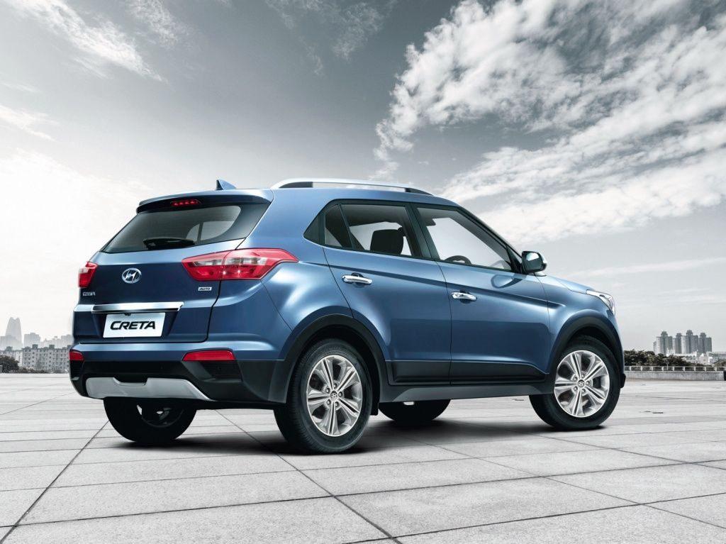 Hyundai Creta в январе стал лидером на рынке Петербурга