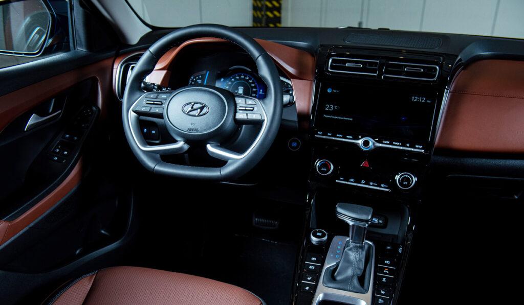 В России дебютировал кроссовер Hyundai Creta второго поколения