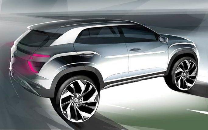 Hyundai анонсировала дебют новой Hyundai Creta