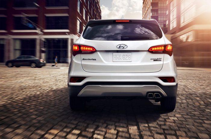 Что готовит обновленный Hyundai Santa Fe 2018?