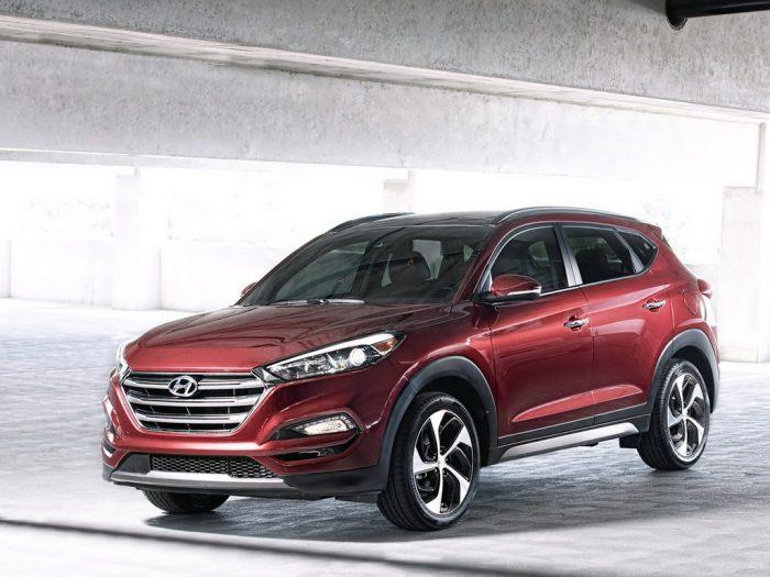 Hyundai Tucson обновился