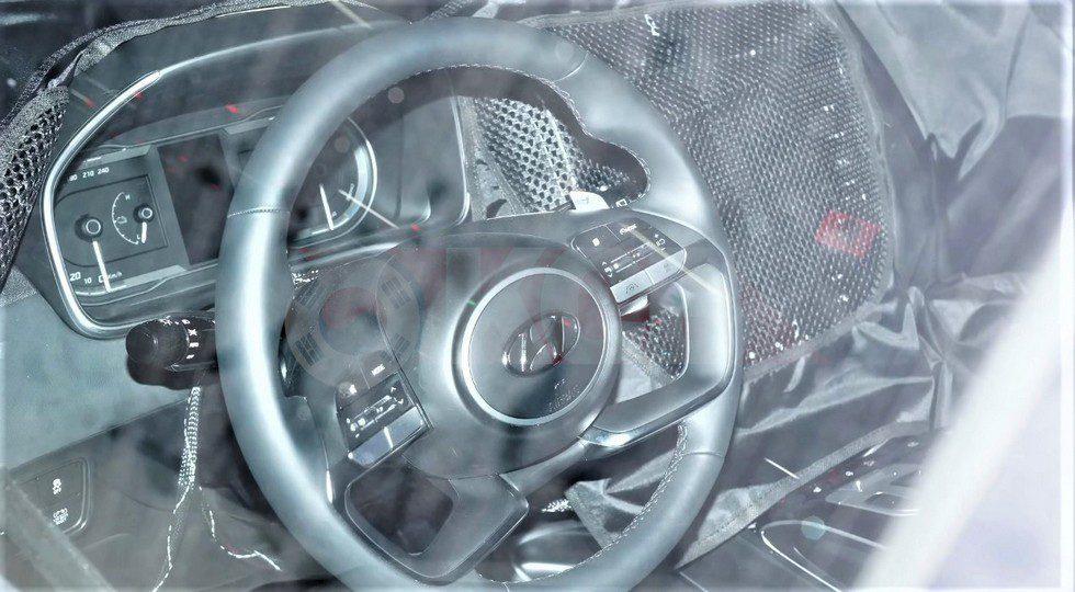 Новый кроссовер Hyundai Tucson показали на шпионском видео
