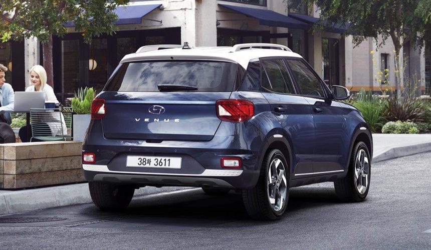 Кроссовер Hyundai Venue принарядился для корейского рынка