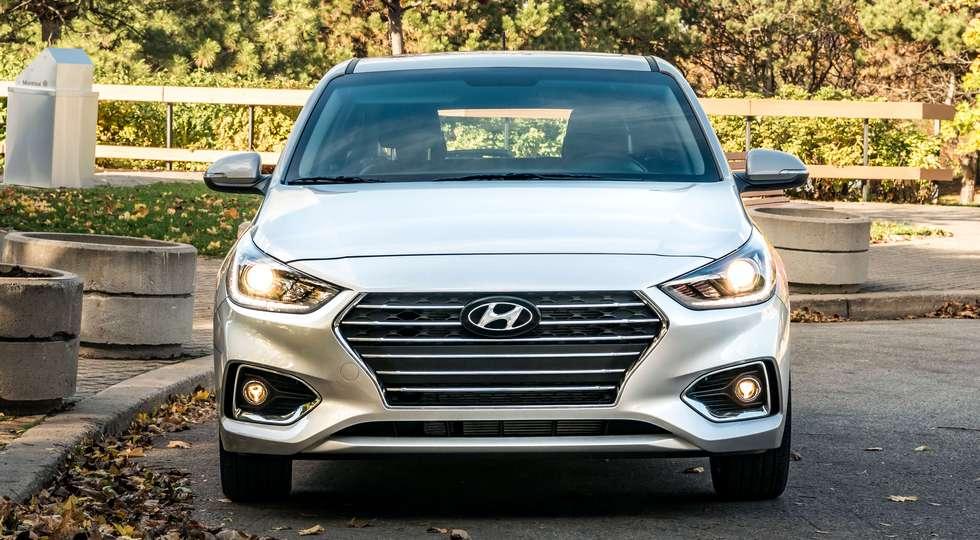 Hyundai официально представила новое поколение хэтчбека Solaris