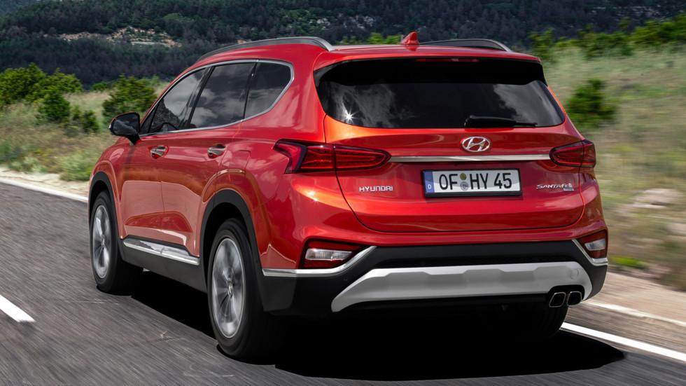 Новый кроссовер Hyundai Santa Fe в России получил ОТТС