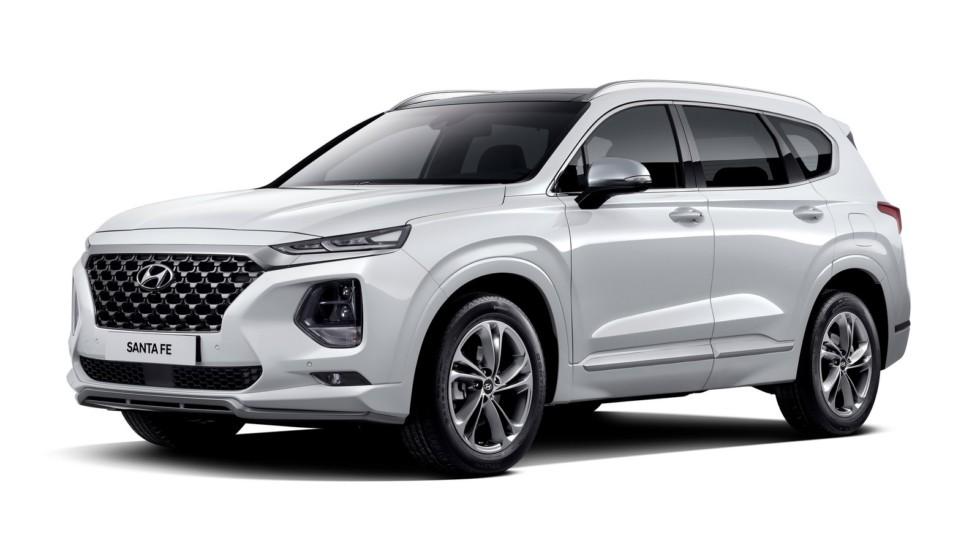 Новый кроссовер Hyundai Santa Fe получил роскошную версию Inspiration