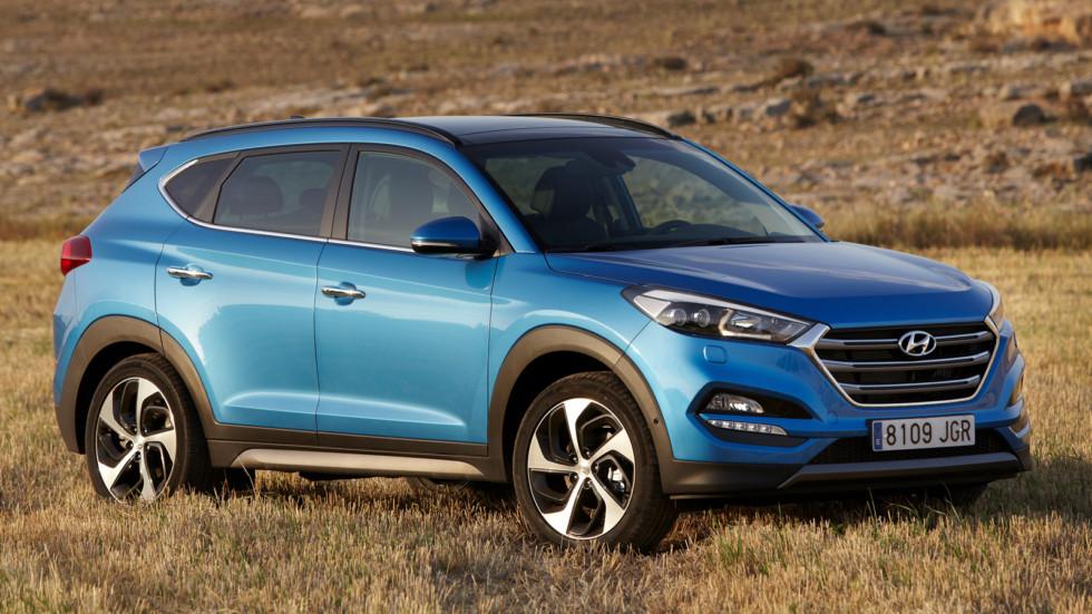 Кроссовер Hyundai Tucson в России получил новые комплектации
