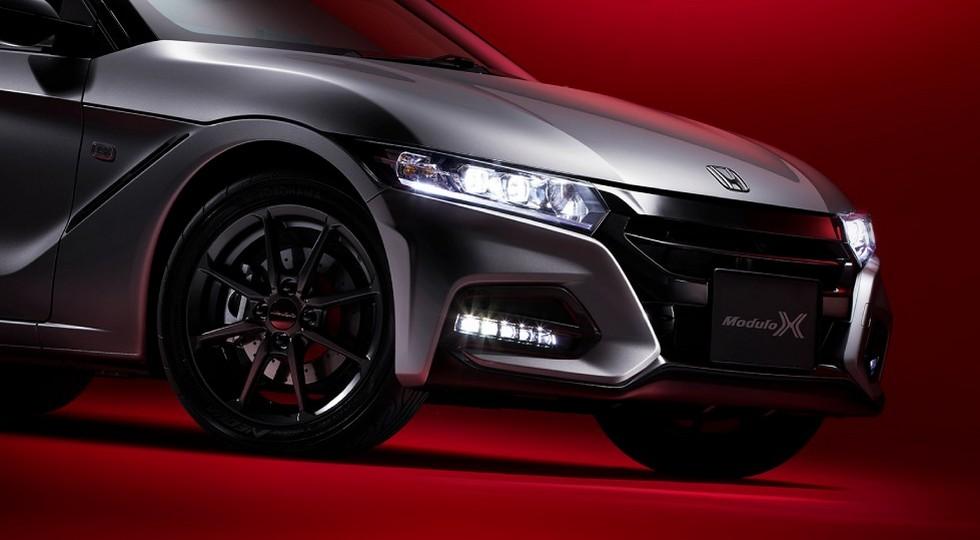 Родстер Honda S660 получил «заряженную» версию S660 Modulo X