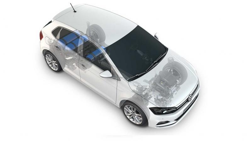 Volkswagen усовершенствовал газовые версии Polo TGI и Golf TGI