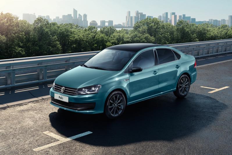Volkswagen Polo получил спецверсию Connect