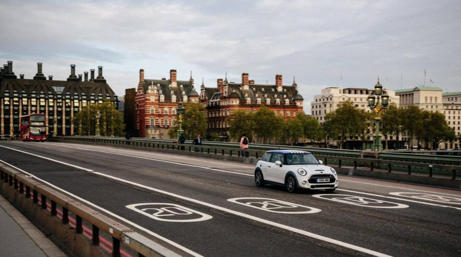 MINI создала эксклюзивный автомобиль для королевской свадьбы