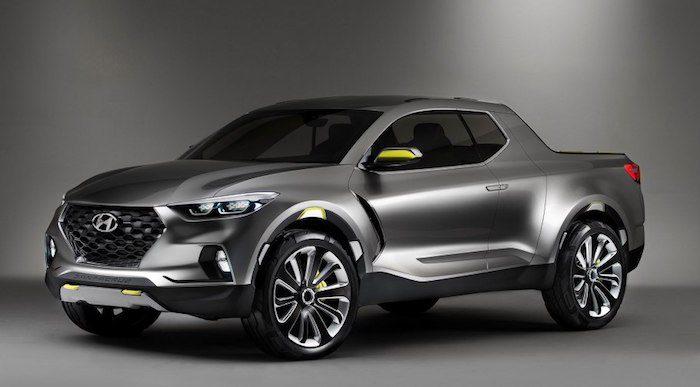 Производство нового пикапа от Hyundai стартует на заводе в США