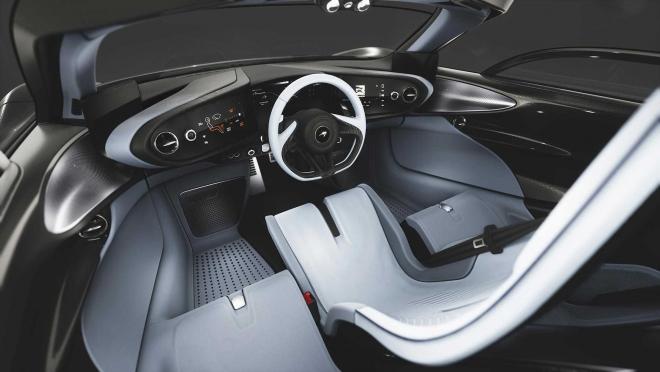 В McLaren представили три набора для персонализации гиперкара Speedtail
