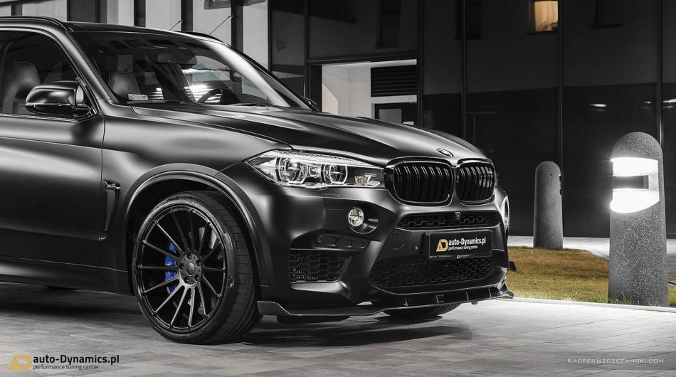 Тюнеры представили 680-сильный кроссовер BMW X5 M Avalanche