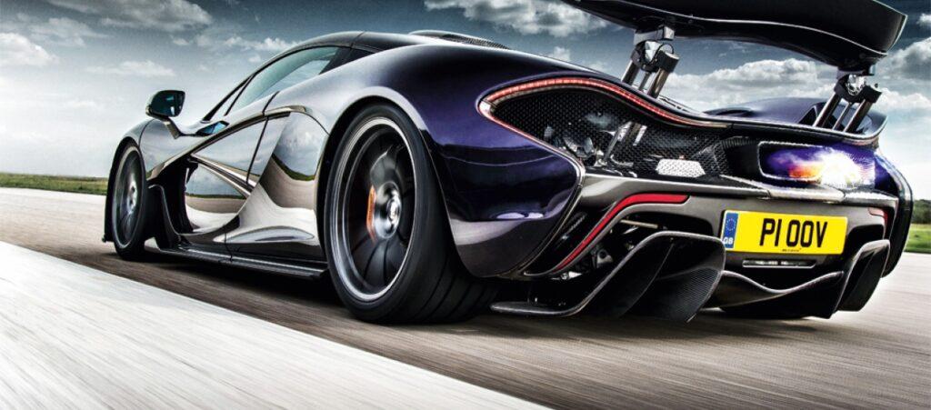 Mclaren в 2019 году начнет выпускать гибридные суперкары с автопилотом