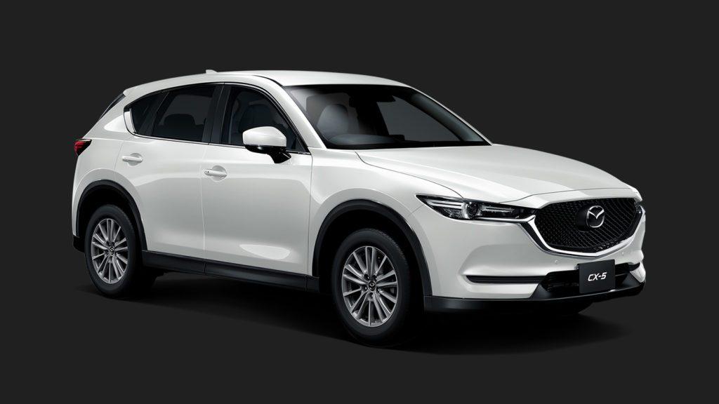 Обновленный кроссовер Mazda CX-5 2019 получил турбомотор
