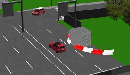 МАДИ использует Ansys VRXPERIENCE для тестирования беспилотных автомобилей на виртуальном полигоне