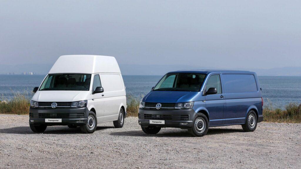 Volkswagen анонсировал продажи Transporter Kasten AllCity в РФ