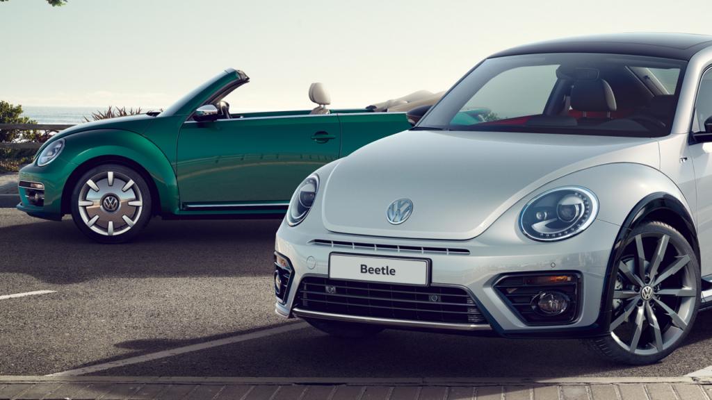 Volkswagen Beetle превратится в электрокар с задним приводом