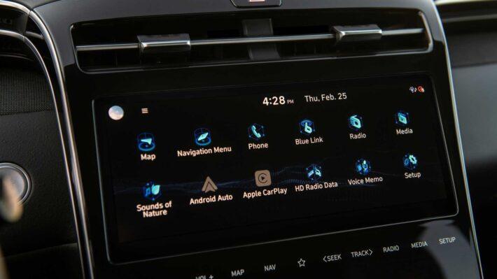 Hyundai официально представила новый пикап Hyundai Santa Cruz 2022 модельного года
