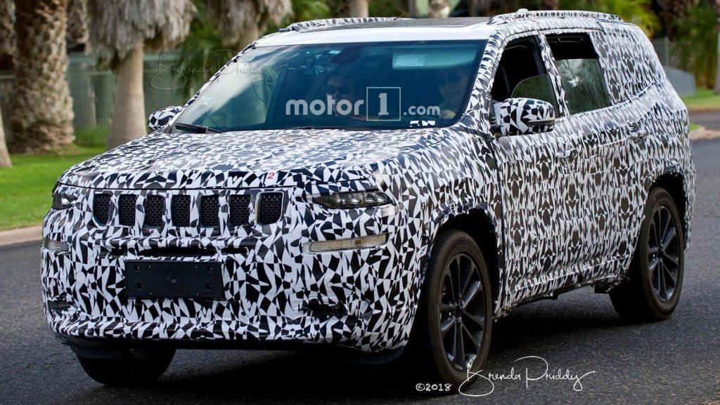 Jeep Wagoneer получит под капот новую рядную «шестерку»