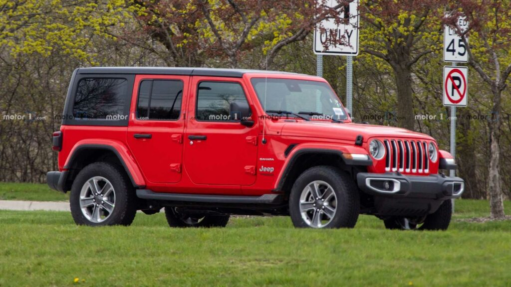 Jeep Wrangler получит трехлитровый дизель EcoDiesel V6 от FCA