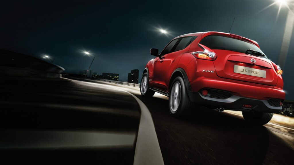 В РФ стартовали продажи обновлённого Nissan Juke
