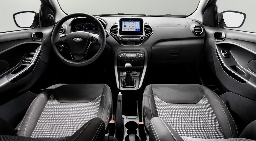Хэтчбек Ford Ka+ обновился и получил новую кросс-версию Ka+Active