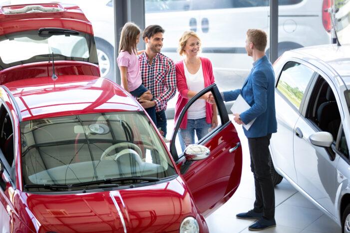 Что ждет человека решившего купить новый автомобиль?