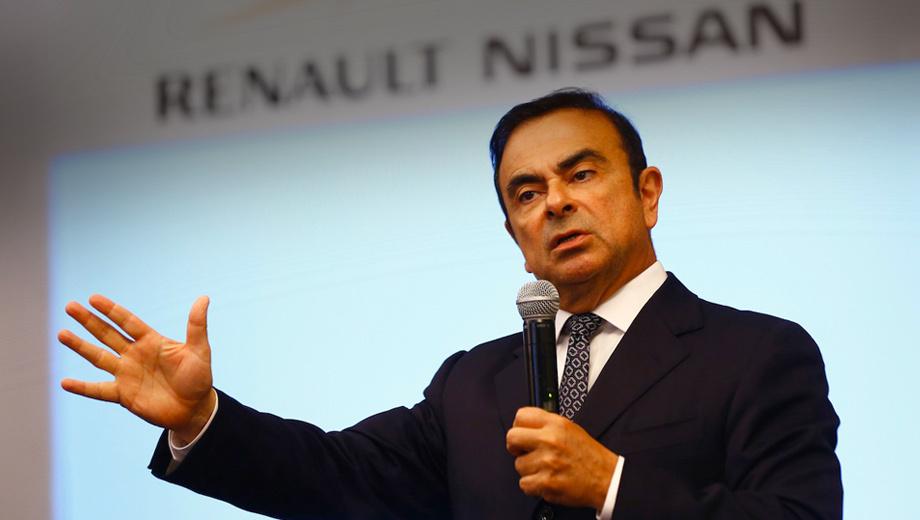 Карлос Гон может покинуть пост гендиректора Renault досрочно