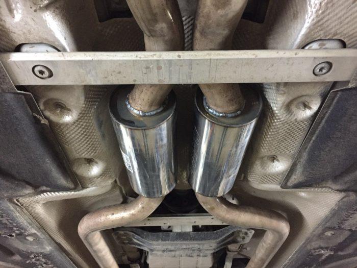 Что дает замена катализатора на пламегаситель?