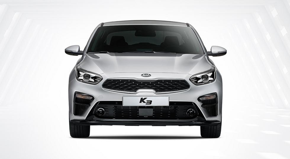 KIA назвала цены на новый седан KIA Cerato 2019