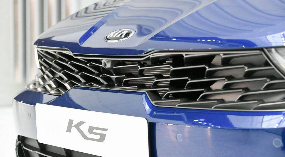 Новый Kia Optima представлен официально