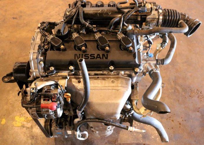 Контрактный двигатель для Nissan: за и против