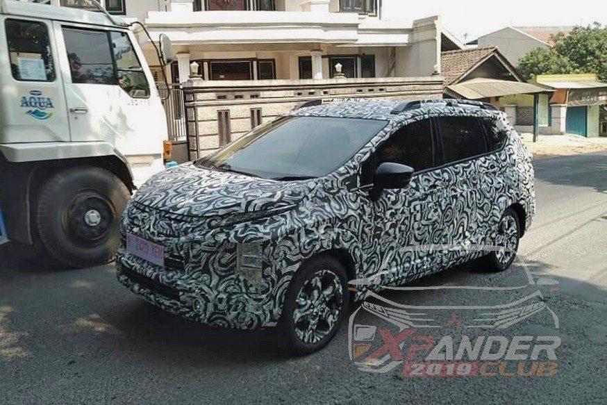 Mitsubishi Xpander получит внедорожную модификацию