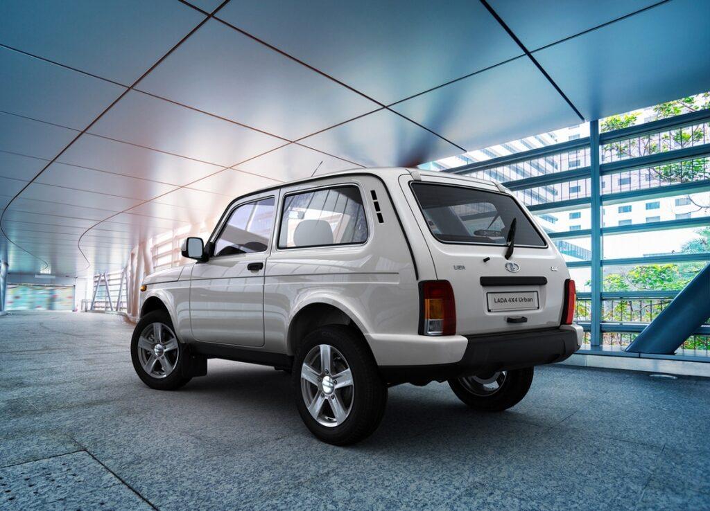АвтоВАЗ сделает новую Lada 4x4 похожей на старую