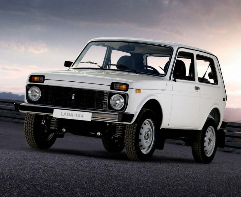 Lada 4×4 стал самым популярным автомобилем в октябре в Казахстане