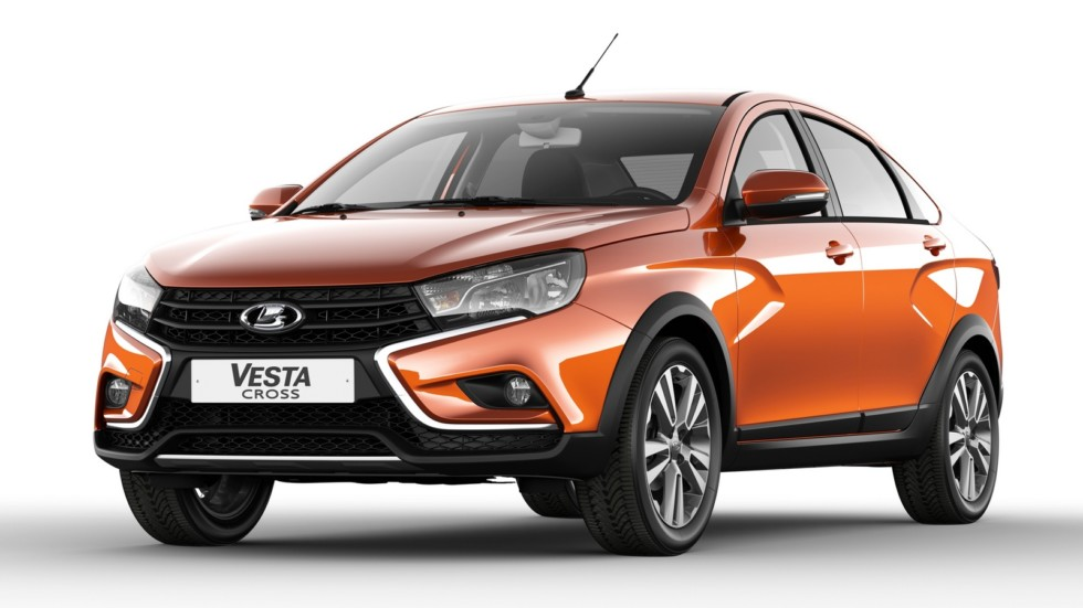 «АвтоВАЗ» объявил дату начала продаж нового седана Lada Vesta Cross