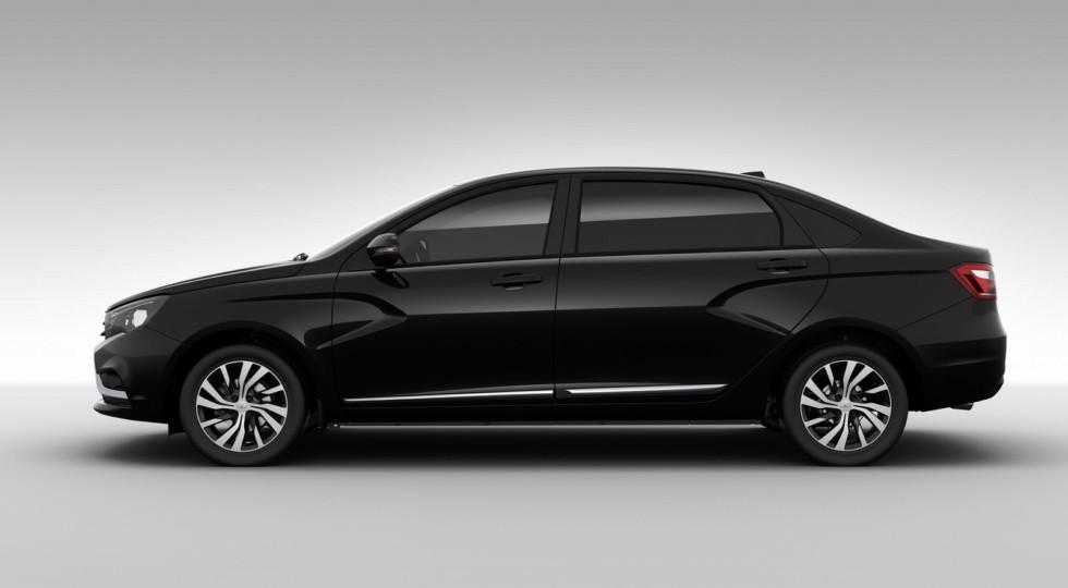 «АвтоВАЗ» отказался от выпуска роскошного седана LADA Vesta Signature