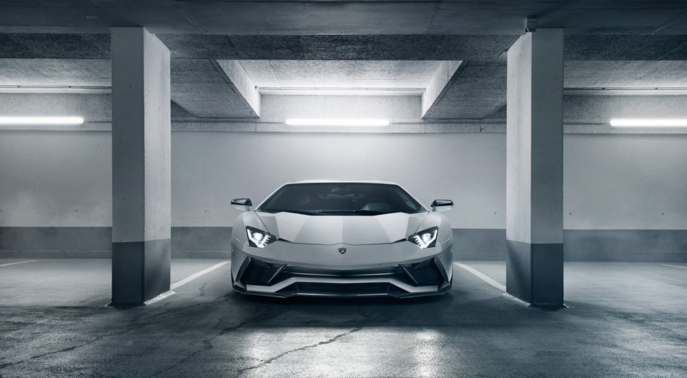 Тюнинг-ателье Novitec представило обновленный Lamborghini Aventador S