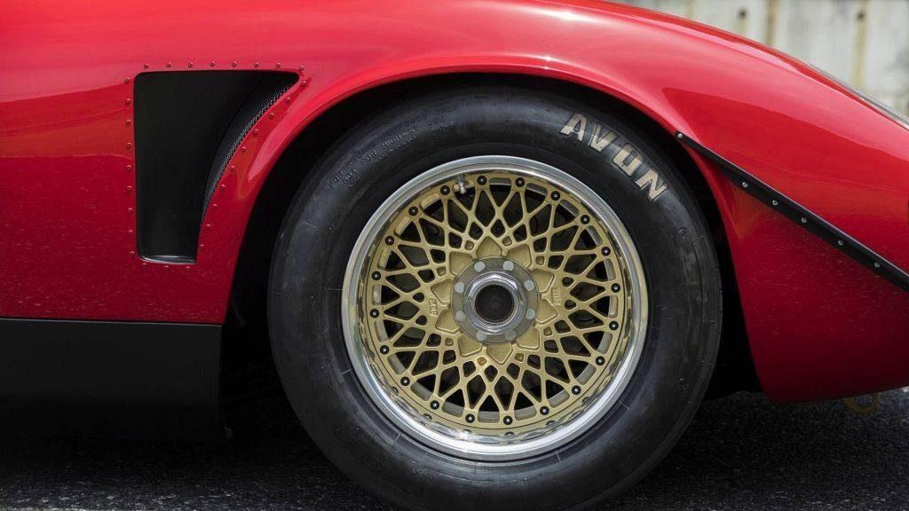 Lamborghini восстановила уникальный спорткар Miura SVR 1974 года