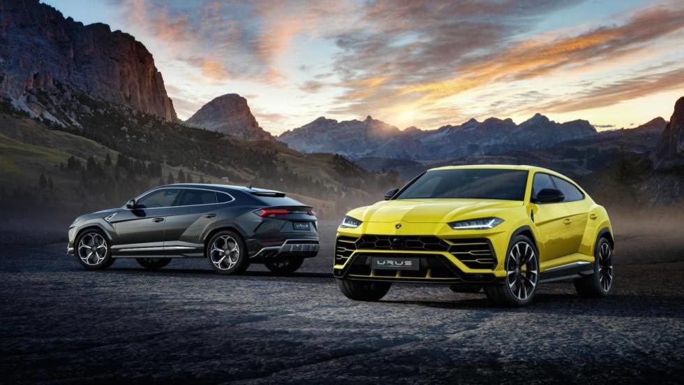 В России почти раскупили годовой тираж нового Lamborghini Urus