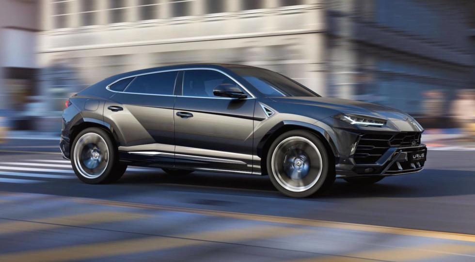 Самый быстрый в мире Lamborghini Urus представлен официально