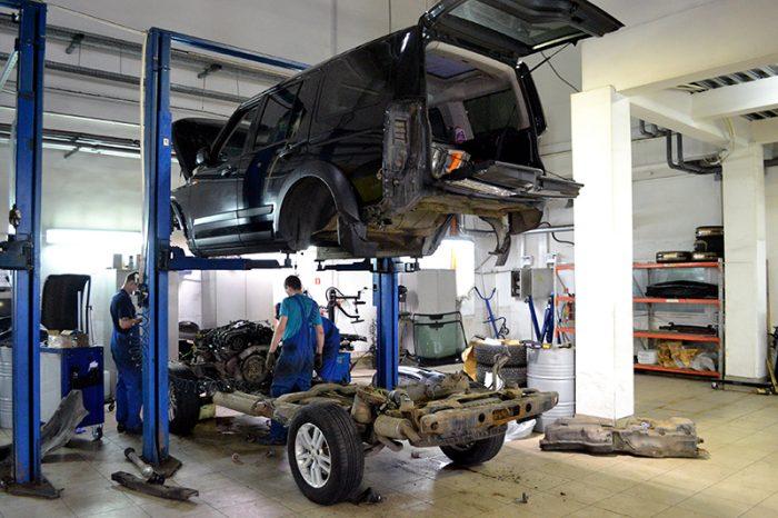 Кто готов помочь с ремонтом Land Rover?