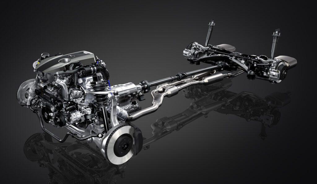 Lexus IS четвертого поколения представлен официально