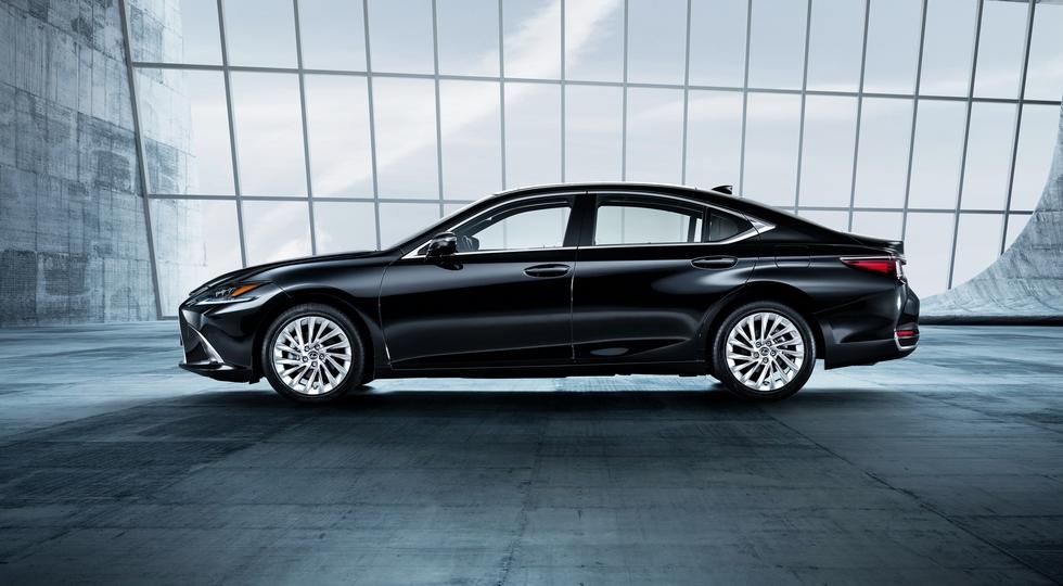 Lexus в Пекине представила седан Lexus ES нового поколения