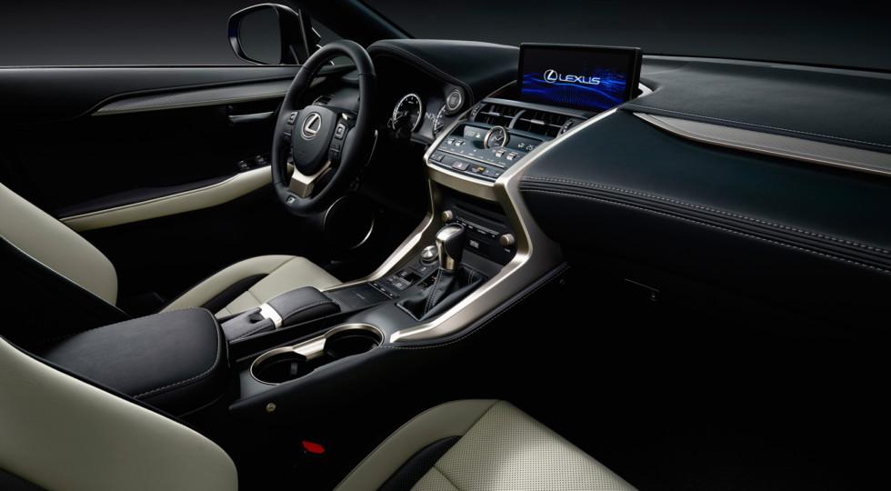 Российские дилеры Lexus начали продажи обновлённого Lexus NX